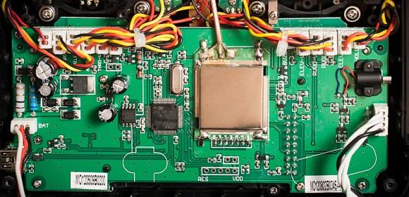 Walkera Devo 7e Transmitter Increase Range Mod