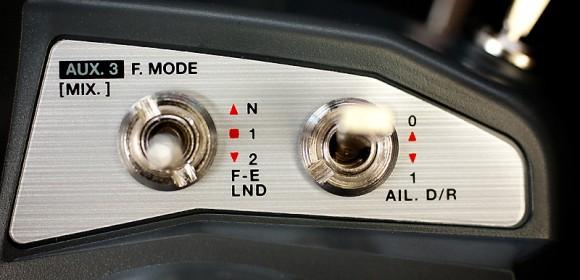 Turnigy 9x – Xieda 9958 Throttle Curve