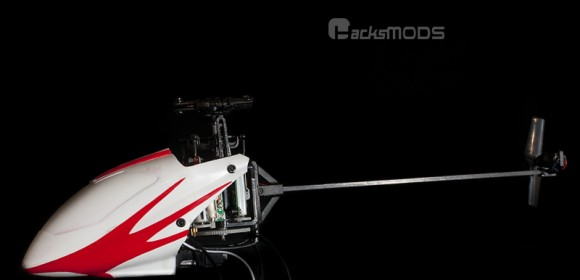 Blade Nano CP X Square Tail Boom Mod