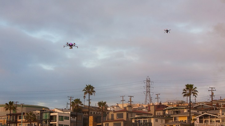 Drones Future Skies